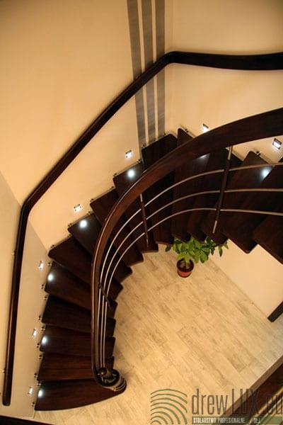 schody gięte legnica